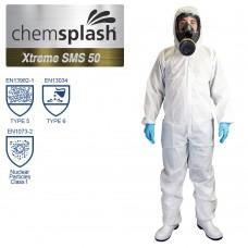 Chemsplash Xtreme 50 SMS Coverall Type 5/6
