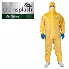 Chemsplash Jet Spray Type 3B/4B/5B/6B Coverall