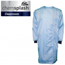 Cleanroom Lab Coat Lancer Style